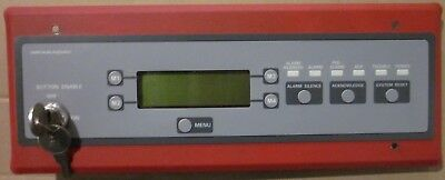 Faraday Rdc-2 Lcd Annunciator For Mpc-6000 Fire Alarm Panel