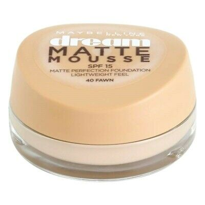 Maybelline Dream Matte Mousse Foundation - 040 Fawn.
