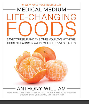 Medical Medium Life CHanging Foods by Anthony WIlliams (eBooks, 2018)