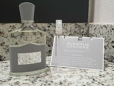 AUTHENTIC Creed Aventus Cologne Sample 10ML 2019 - FREE SHIPPING EDP NEW LOWEST