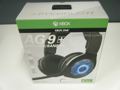PDP Afterglow AG 9+ Prismatic True Wireless Headset for Microsoft Xbox One NEW