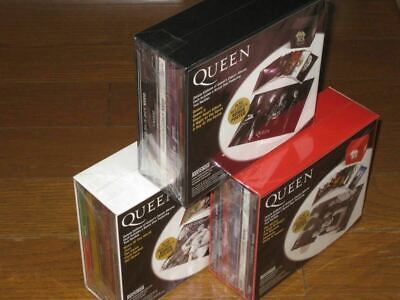 Queen Collector's Box Set VOL.1 2 3 Limited Edition Night of the Opera ##Ta