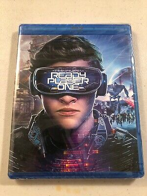 Ready Player One (Blu-Ray) Brand New Sealed