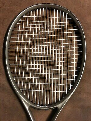 Head Match Master Rare Vintage Tennis Racket Racquet New Grip 4 1/2