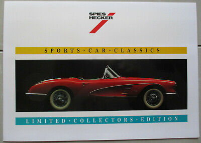 Sports Cars Pack limited Edition Telecom Phonecards Pack Mint