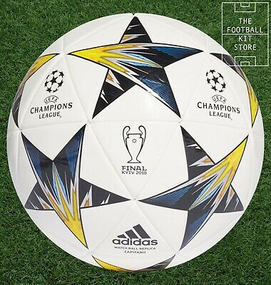 adidas UEFA Champions League Finale 18 Football - Capitano Ball - Size 5
