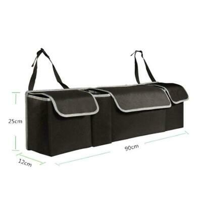 Trunk Organizer Storage Bin Hanging Bag Collapsible Foldable Grocery Caddy Pouch