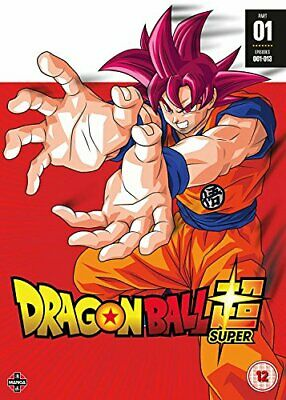 Dragon Ball Super Season 1 - Part 1 (Episodes 1-13) [DVD][Region 2]