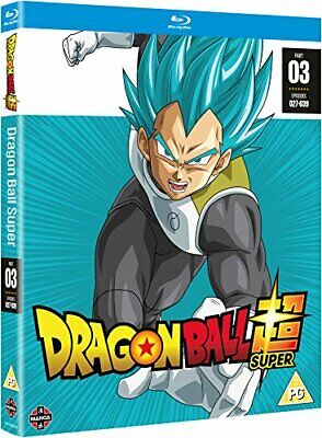 Dragon Ball Super Part 3 (Episodes 27-39) Blu-ray [DVD][Region 2]