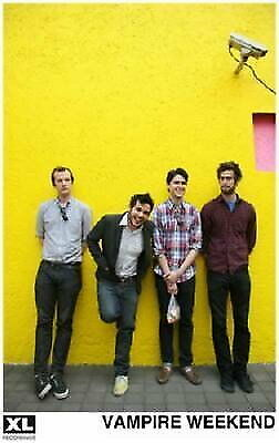 150303 Vampire Weekend Decor Wall Poster Print CA