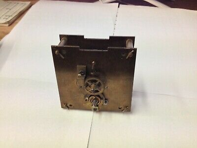 Old Time piece clock movement spares or repair