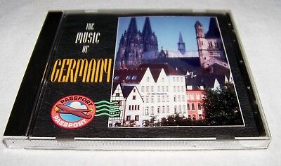 Music of Germany [Passport] by Various Artists (CD, Apr-2007, St. Clair)