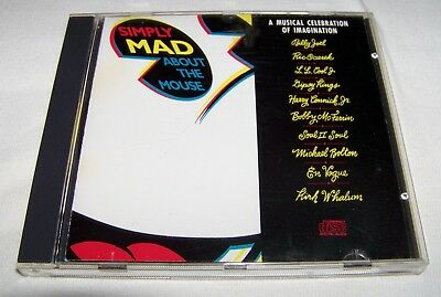 Simply Mad About the Mouse by Various Artists (CD, Sep-1991, Columbia (USA))