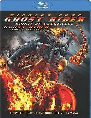 Ghost Rider: Spirit of Vengeance (DVD, 2012, Canadian Blu-ray Bilingual)