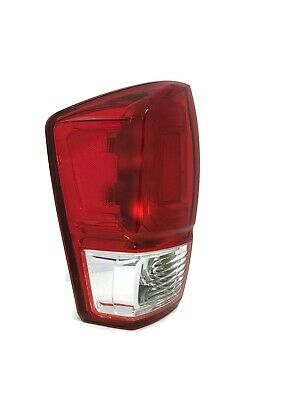 Driver's Left Side Halogen Tail Brake Light For Fits Toyota Tacoma 2016 17 18 19