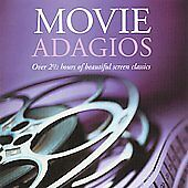 Movie Adagios by Various Artists (CD, Oct-2001, 2 Discs, Decca)08