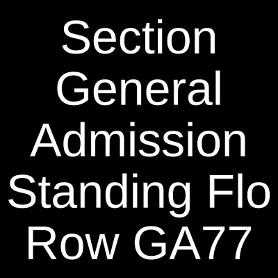 3 Tickets The Lonely Island 6/13/19 ACL Live At The Moody Theater Austin, TX