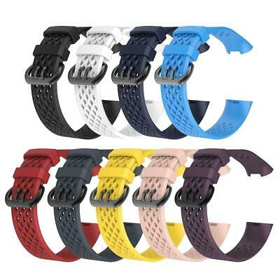 For Fitbit Charge 3 Replacement Smart Watch Bands Strap Bracelet Wrist Band