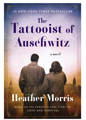 The Tattooist of Auschwitz  (eBooks, 2018)