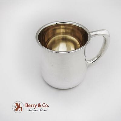 Baby Cup Sterling Silver Towle Silversmiths 1940