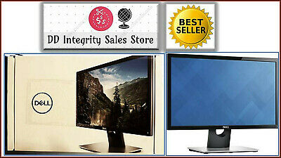 "NEW Dell SE2216H Black 22"" Full HD 1080p Widescreen LED Backlight Monitor 3000:1"