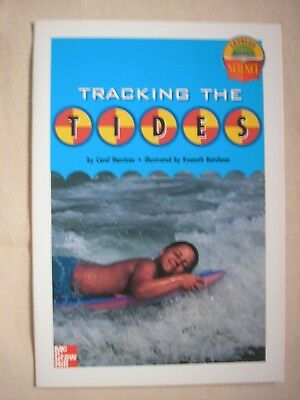 TRACKING THE TIDES (LEVELED BOOKS SCIENCE) By Carol Harrison