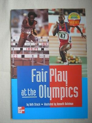 FAIR PLAY AT THE OLYMPICS (LEVELED BOOKS SCIENCE) By Beth Struck