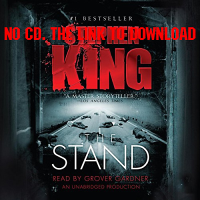The Stand by Stephen King [AUDIOBOOK]