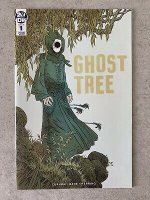 Ghost Tree #1 (IDW 2019) 1st Printing - Brand New Unread - Sold Out