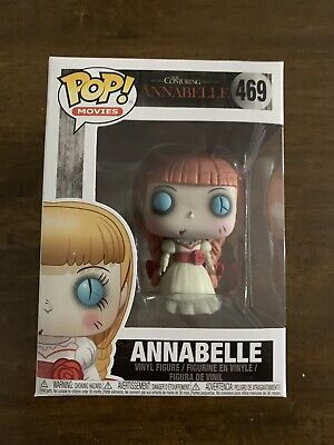 Funko POP! Movies The Conjuring Annabelle #469