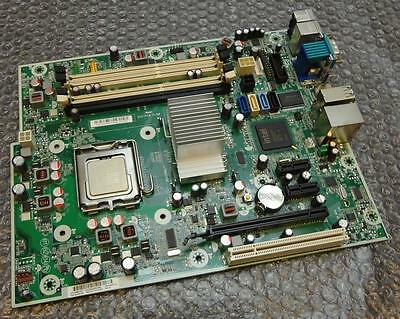 HP COMPAQ SOCKET 775 MOTHERBOARD 536884-001 536458-001 For