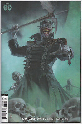 Batman Who Laughs Vol 2 #3 - Batman Variant