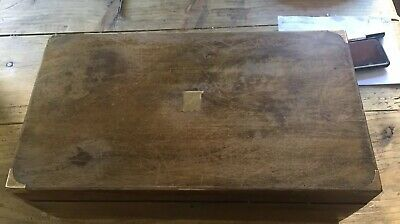 Victorian Writing Slope For Restoration No Reserve