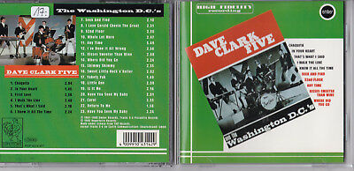 DAVE CLARK FIVE / THE WASHINGTON D.C.'S - CD Repertoire Records near mint