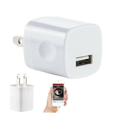 NEW Lightning USB Data Sync Cable Cord Wall Charger Plug For iPhone 6 Plus 5S 7