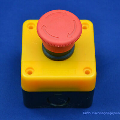 Stop 660V Top Push Red Button Switch Emergency Sign Quality