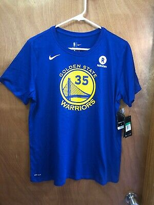 Ladies Kevin Durant Golden State Warriors Basketball Jersey