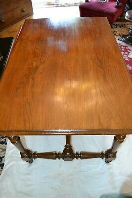 Victorian Solid Oak Center / Country Kitchen / Dining / Table C1870-90 seats 4