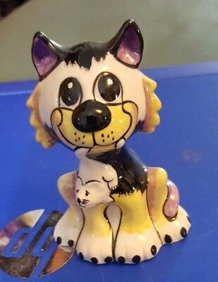 Lorna Bailey Cat with mouse Limited Edition 4/5 FREE P&P