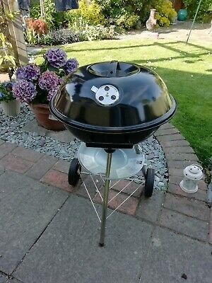 GRILL CHEF Smoker Holzkohle Grillwagen Tennessee 100 53x30cm 11401