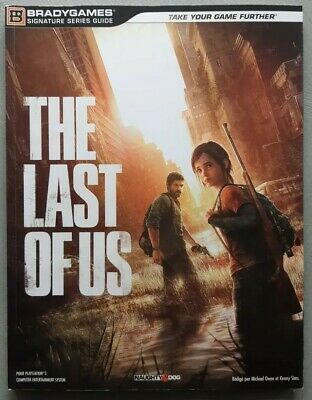 Guide de stratégie THE LAST OF US - BRADYGAMES - Français - Playstation 3 (PS3)