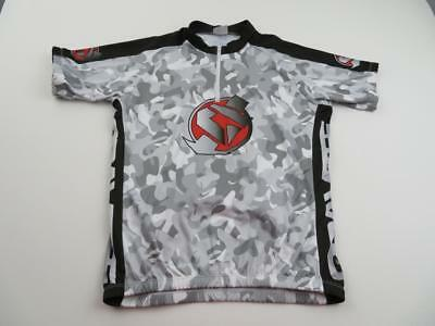 Gravity Anomaly Boardroom II Cycling Jersey Pewter