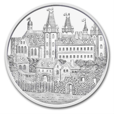 Wiener Neustadt - 825TH Anniversary of The Austrian Mint - 2019 1 oz Pure Silver