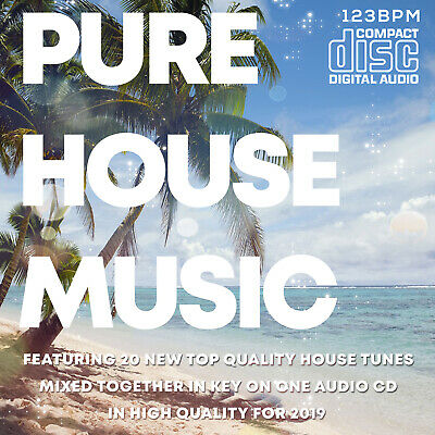 Pure House Music 2019 NEW DJ MIXED CD 🌟 Real House Club Dance Floor Music 🌟