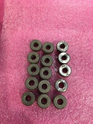 """Knurled Drill Bushings 1/4"""", ACE, Lot of 15"""