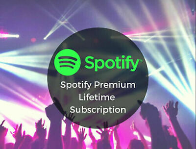 Spotify Premium Upgrade | USE YOUR OWN ACCOUNT | LIFETIME SERVICE | WORLDWIDE