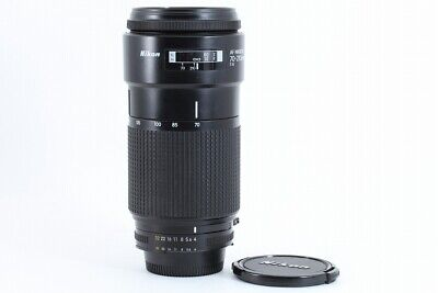 Nikon AF NIKKOR 70-210mm F4 For Nikon SLR #EL4245