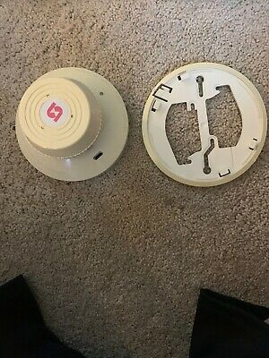 Simplex 2098-9577 detector head and base