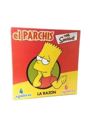 Parchis Simpsons