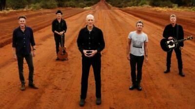 2 Seated Tickets To Midnight Oil Canberra Act Concert *Two Available*